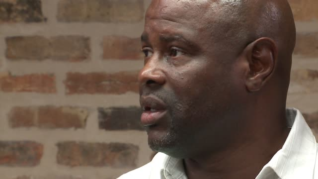 WGN 51yearold Rodell Sanders spoke at a Press Conference after the city of Chicago Heights agreed to pay him one of the largest wrongful conviction...