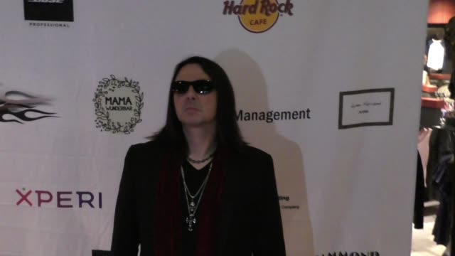 CLEAN 5th Annual Rock Godz Hall Of Fame Awards on October 26 2017 in Hollywood California