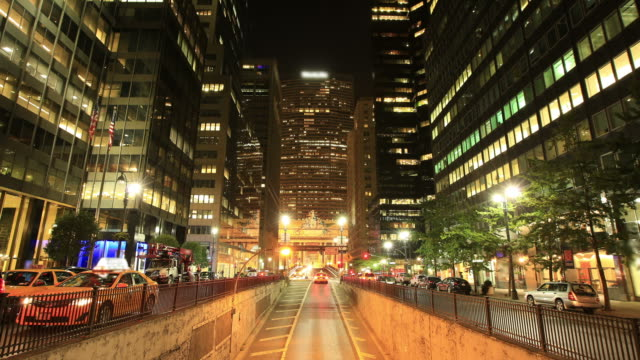 5th ave time lapse - 2013 stock videos and b-roll footage