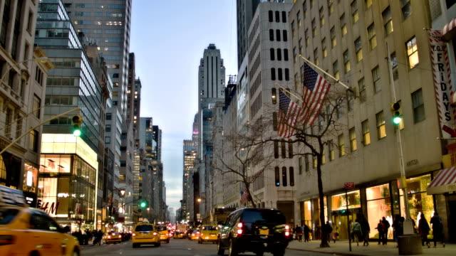 5th Avenue  48th Street Manhattan
