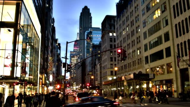 5th Avenue & 48th Street Manhattan