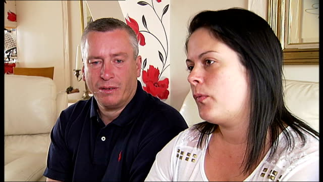 5yearold British girl drowns at Sharm elSheikh holiday resort Parents interview Tony Johnson and Sarah Thompson interview SOT