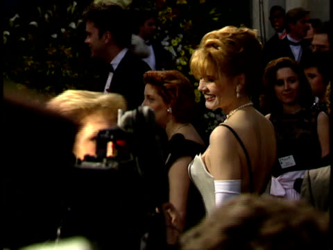 Tim Robbins Susan Sarandon and Geena Davis on the red carpet