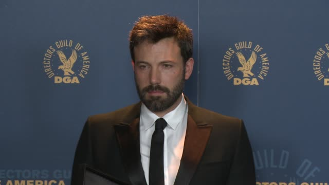 CLEAN 65th Annual Directors Guild Of America Awards Press Room Hollywood CA United States 2/2/2013