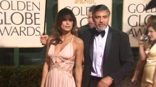 67th annual golden globes awards, los angeles, ca, united states, 1/17/10 - calista flockhart stock-videos und b-roll-filmmaterial