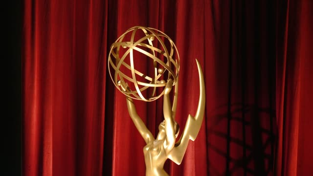 atmosphere 67th primetime emmy awards nominations at silverscreen theater at the pacific design center on july 16 2015 in west hollywood california - awards ceremony stock videos & royalty-free footage