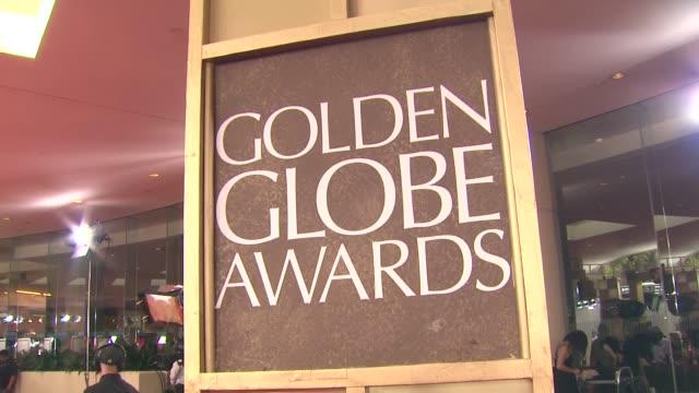 vídeos y material grabado en eventos de stock de 68th annual golden globe awards - arrivals at the 68th annual golden globe awards - arrivals at beverly hills ca. - ambientación