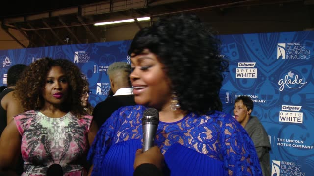 chyron 6th annual essence black women in music event honoring singer/songwriter/storyteller jill scott in los angeles ca - ciara singer stock videos & royalty-free footage