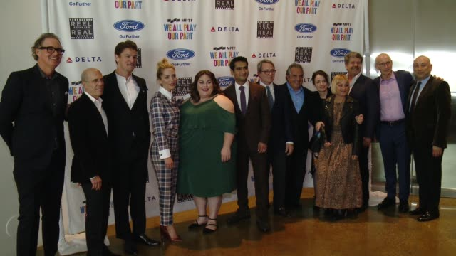 CHYRON 6th Annual Reel Stories Reel Lives Event Benefiting MPTF at Milk Studios on November 2 2017 in Los Angeles California