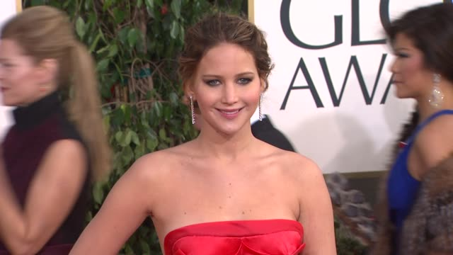 clean 70th annual golden globe awards arrivals 1/13/13 beverly hills ca event capsule clean 70th annual golden globe awa at the beverly hilton hotel... - event capsule stock videos & royalty-free footage