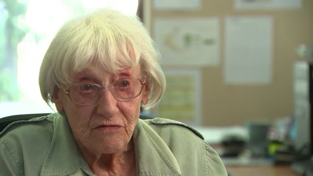 Remembering the very first days of the NHS ENGLAND INT Shirley Mograth interview SOT