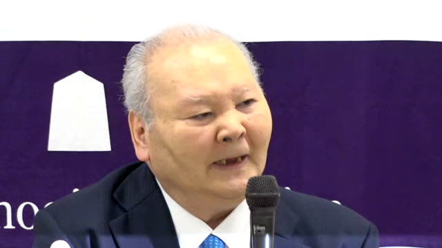 77yearold shogi player Hifumi Kato announces his retirement in a news conference on June 30 2017 in Tokyo Japan