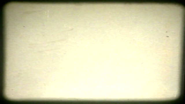8mm film projector ending - vignette stock videos & royalty-free footage