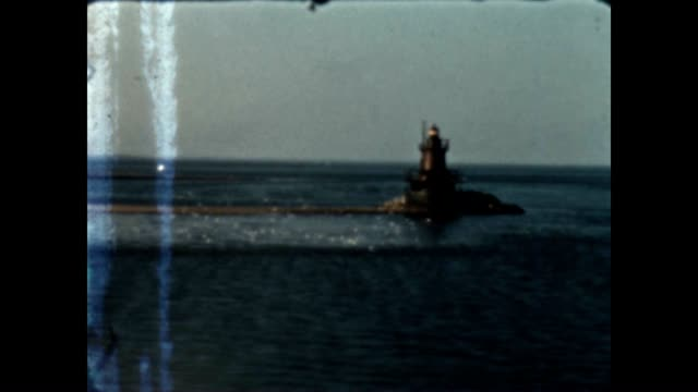 8mm home movie of cape ann from the late 1930's. - 1930 1939 stock videos & royalty-free footage