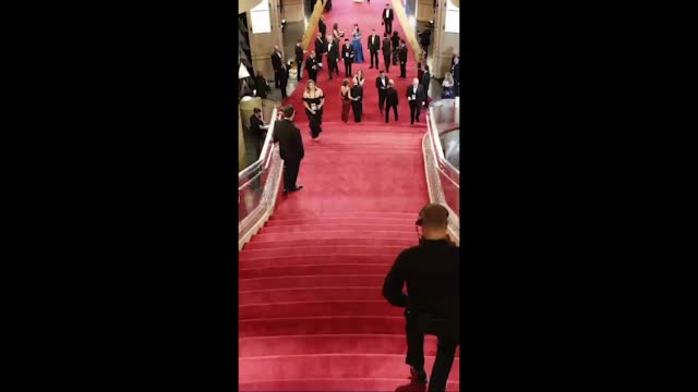 timelapse 90th academy awards arrivals alternative views at dolby theatre on march 04 2018 in hollywood california - 90th annual academy awards stock videos & royalty-free footage