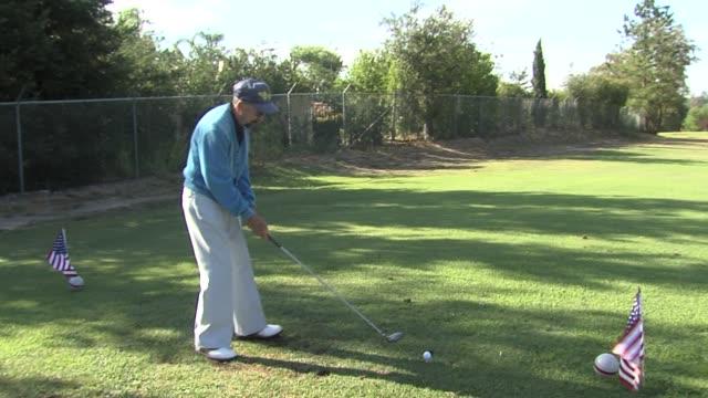 KTXL 95yearold Golfer Don Williams in Sacramento