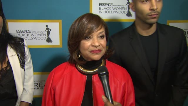 chyron 9th annual essence black women in hollywood luncheon in los angeles ca - debbie allen stock videos & royalty-free footage