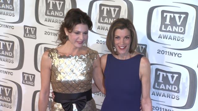 9th Annual TV Land Awards Arrivals New York NY United States