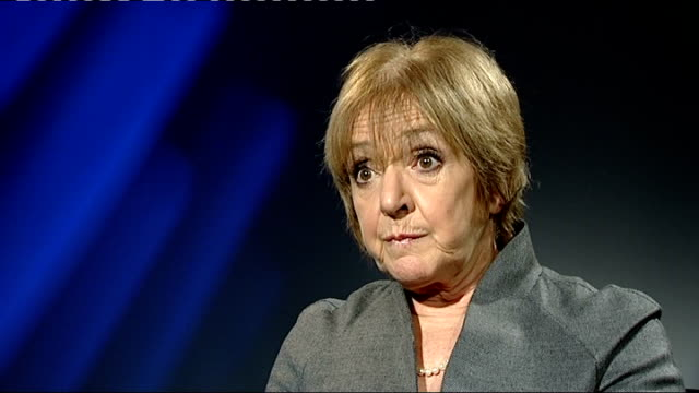 a4e company under investigation for fraud 2222012 margaret hodge mp interview sot government should at this point use common sense and suspend all... - マーガレット・ホッジ点の映像素材/bロール