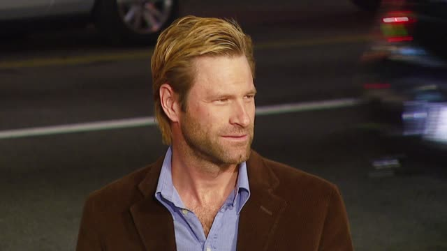 Aaron Eckhart at the '300' Premiere at Grauman's Chinese Theatre in Hollywood California on March 5 2007
