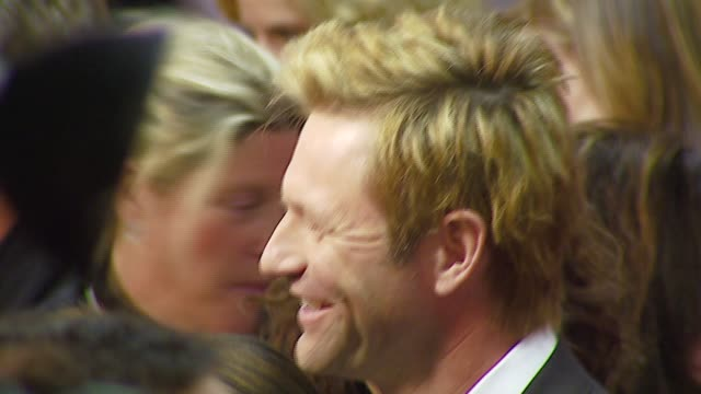 Aaron Eckhart at the Broadcast Film Critics Association's 2007 Critic's Choice Awards at Santa Monica Civic Auditorium in Santa Monica California on...