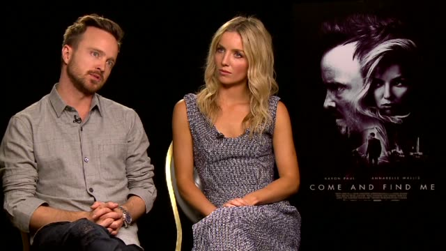 Aaron Paul dives into the secret life and dark secrets of his wife in Come and Find Me