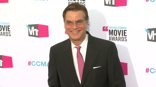 Aaron Sorkin at 17th Annual Critics' Choice Movie Awards on 1/12/12 in Hollywood CA