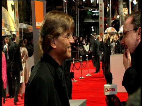 aaron sorkin at the orange british academy film awards 2011 at london england. - ブランド名点の映像素材/bロール