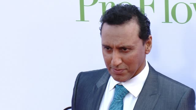 Aasif Mandvi at 'Mother's Day' World Premiere at TCL Chinese Theatre on April 13 2016 in Hollywood California