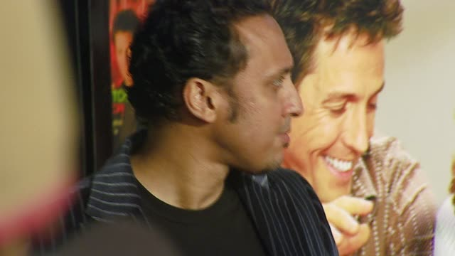 Aasif Mandvi at the 'Music and Lyrics' Premiere at Grauman's Chinese Theatre in Hollywood California on February 7 2007