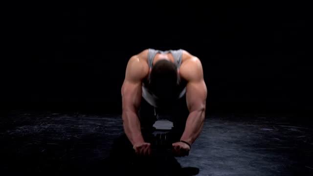 abホイール - 筋肉質点の映像素材/bロール