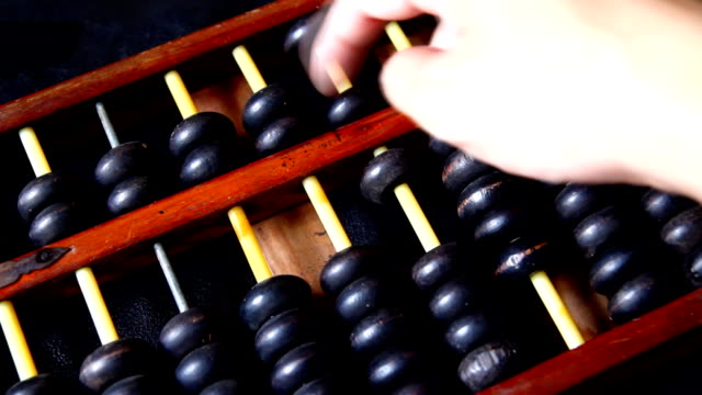 abacus - human body part stock videos & royalty-free footage