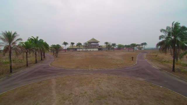 Abandoned Chinese Palace in Congo