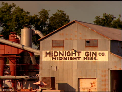 "Abandoned ""Midnight Gin"" factory, Mississippi"