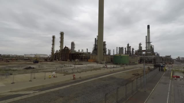 Abandoned Oil & Gas Refinary Shot 7 of 7