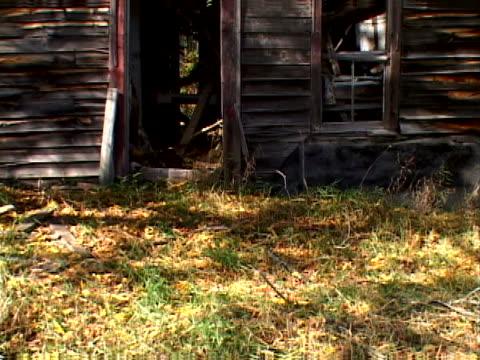 abandoned shack - artbeats stock videos & royalty-free footage
