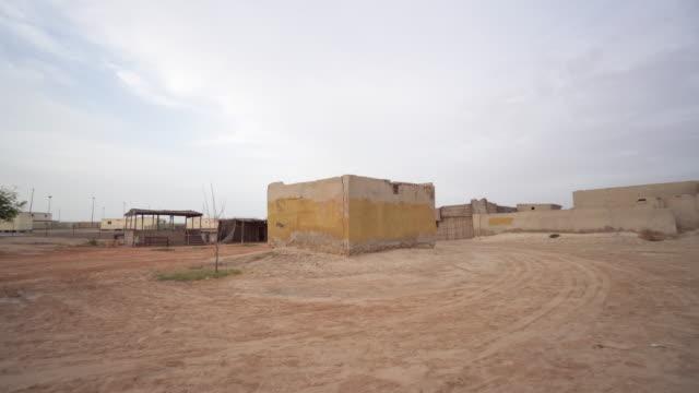 Abandoned village building, Ras al-Khaimah