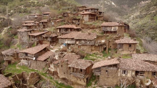abandoned village - postwar stock videos & royalty-free footage