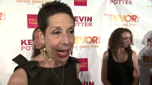 abbe land talks about being the executive director and ceo of the trevor project. the importance of the organization and speaks about the services... - executive director stock videos & royalty-free footage