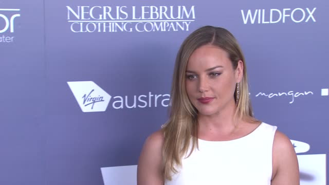 Abbie Cornish at 2012 Australians In Film Awards Benefit Dinner on 6/27/12 in Century City CA