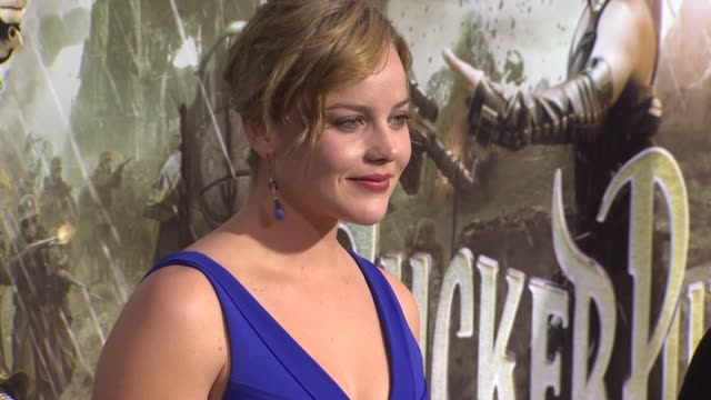 Abbie Cornish at the 'Sucker Punch' Premiere at Hollywood CA