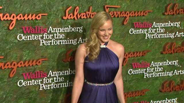 Abbie Cornish at Wallis Annenberg Center For The Performing Arts Inaugural Gala Presented By Salvatore Ferragamo on 8/17/13 in Los Angeles CA