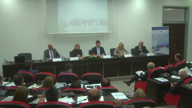 Abdulkadar Memedi director of the Institute for Geostrategic Research and Foreign Policy of the Ministry of Foreign Affairs of Republic Macedonia and...