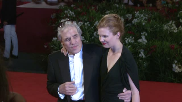 44 last day on earth premiere venice film festival 2011 at venice - last day stock videos & royalty-free footage