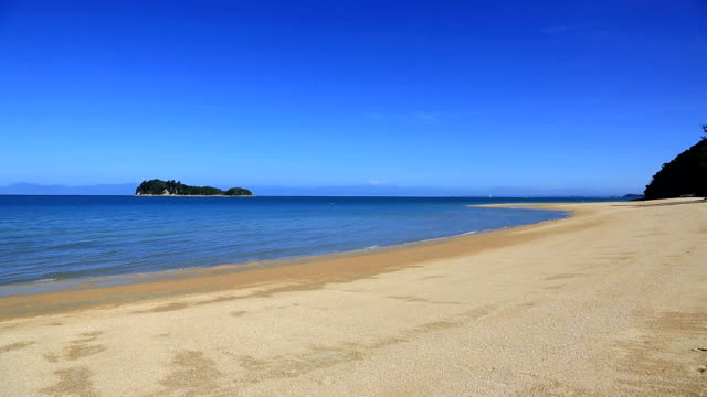 Abel Tasman National Park Beaches, New Zealand