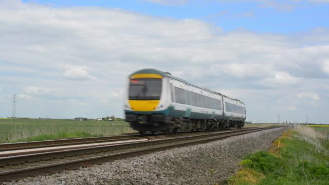Abellio Greater Anglia diesel passenger train.