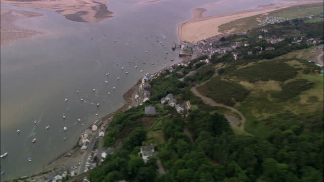 aberdovey - wales stock videos & royalty-free footage