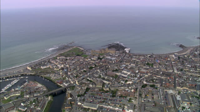 vídeos y material grabado en eventos de stock de aberystwyth - aberystwyth