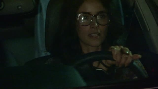 Abigail Spencer departs Largo at the Coronet in Los Angeles 08/26/12