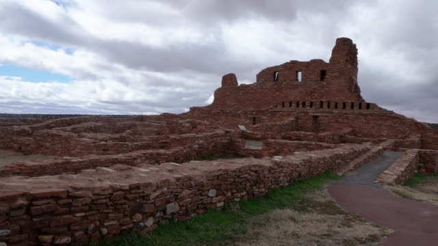 Abo Ruins Salinas National Monument Historical